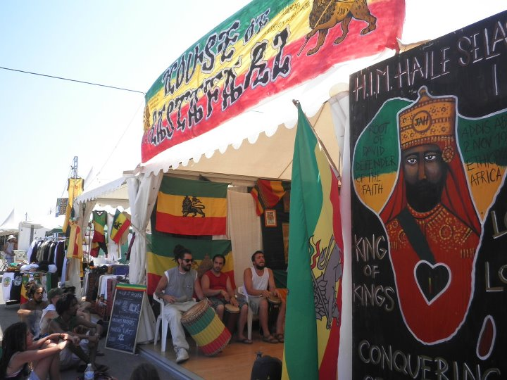 2011 07 House of Rastafari Rototom 24