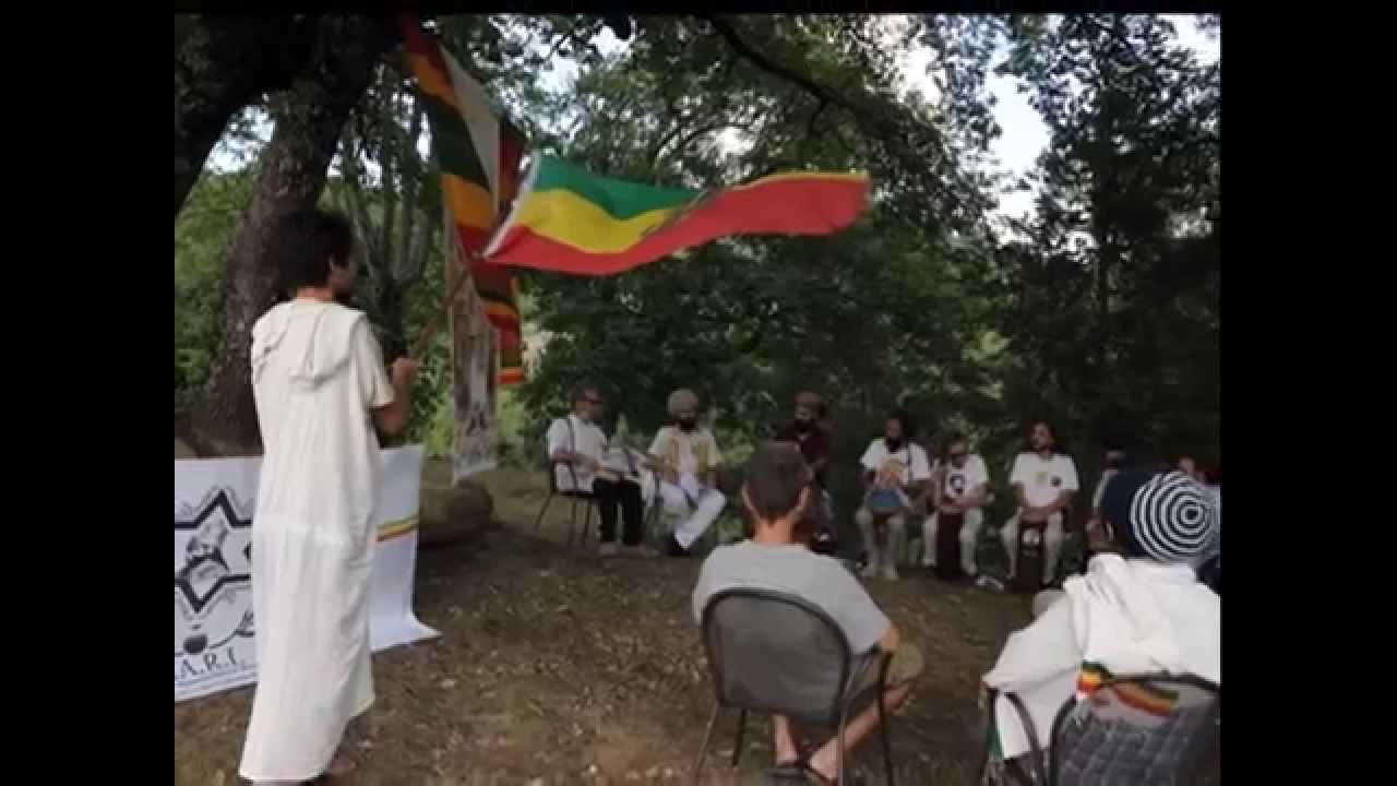 Celebrazioni per il 123° Anniversario della Nascita di Sua Maestà Imperiale Haile Selassie I