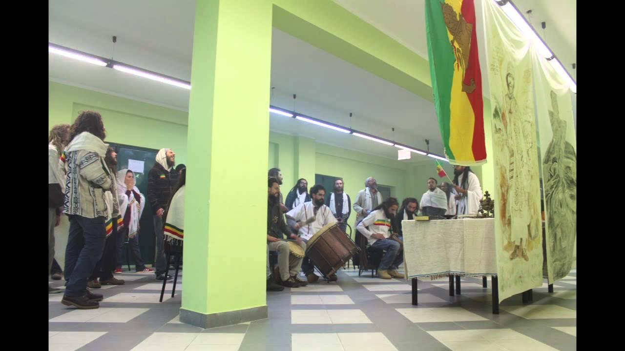 Celebrazioni per l'84° Anniversario dell'Incoronazione di S.M.I. Haile Selassie I e S.M.I. Menen Asfaw