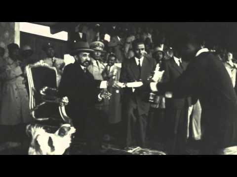 Discorso di S.M.I. Haile Selassie I in occasione del Natale