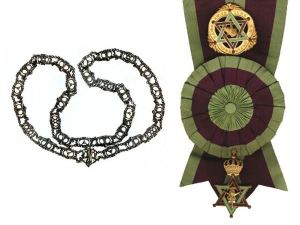 Ordine della Regina di Saba - 1
