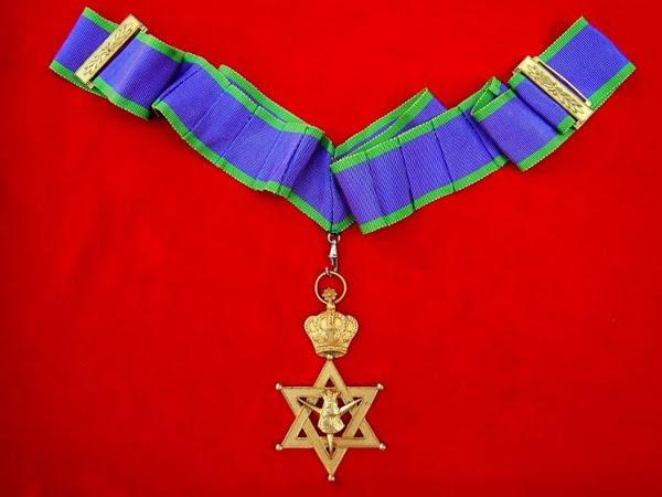Ordine della Regina di Saba - 4