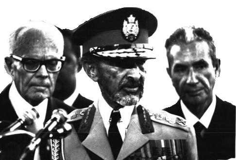 Haile Selassie I - Federazione Assemblee Rastafari in Italia