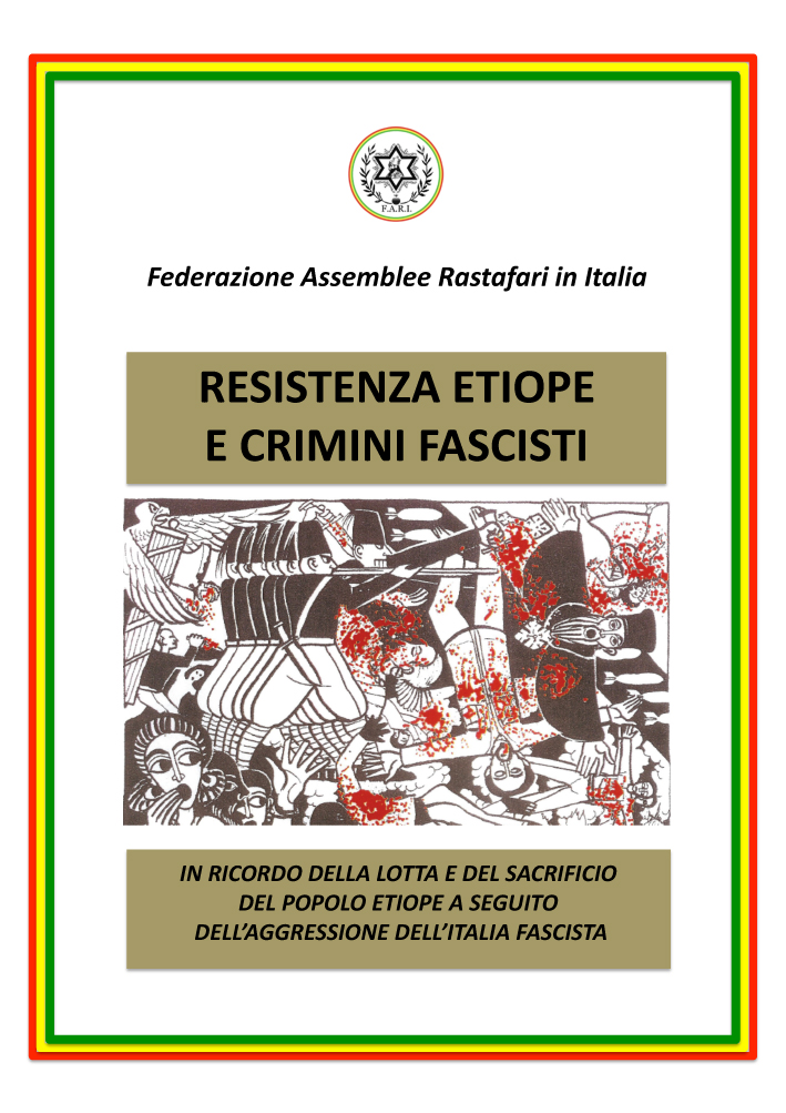 Resistenza Etiope e crimini fascisti